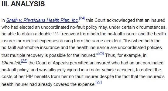 Harris Case