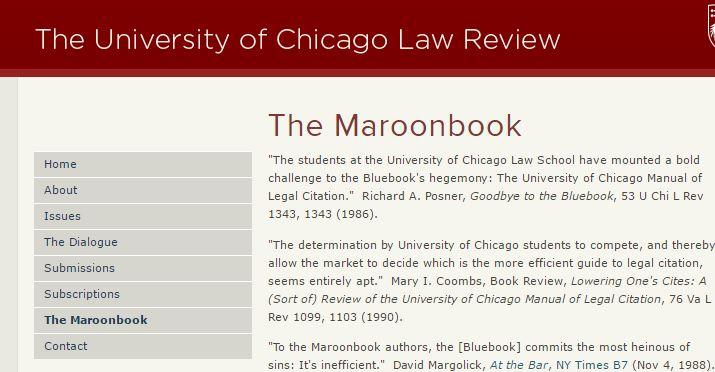maroonbook